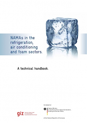 Cover NAMAs in the refrigeration, air conditioning and foam sectors, 2014